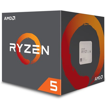 AMD Ryzen 5 1600 3.2Ghz 19Mb AM4 Caja