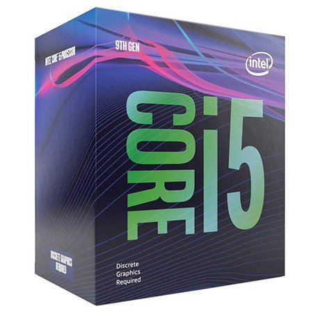 Intel Core i5-9400 LGA1151 2.9Ghz 9Mb
