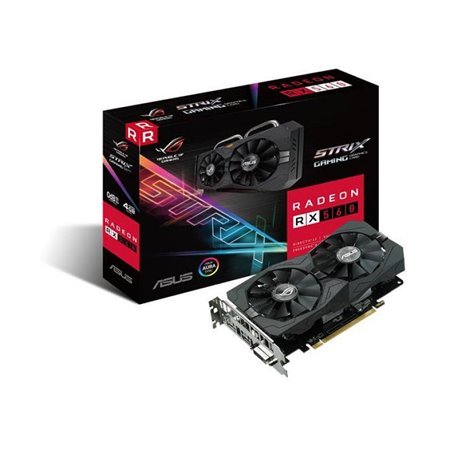 ASUS PCIe3 AMD 4Gb GDDR5 (ROG-STRIX-RX560-4G-GAMING)