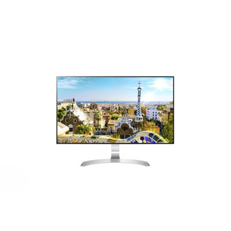 "Monitor LG 27"" IPS Multimedia HDMI sRGB (27MP89HM-S)"