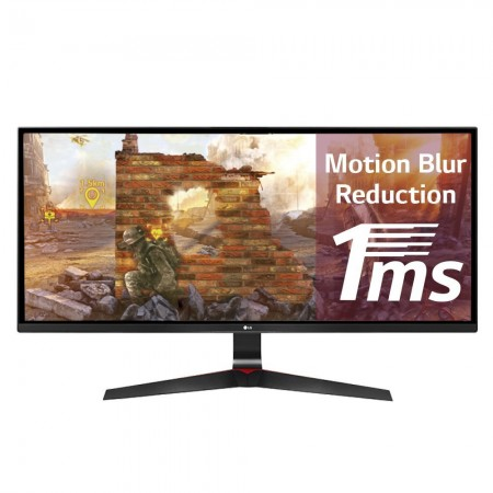"Monitor LG 34"" 21:9 IPS 2HDMI sRGB Gaming (34UM69G-B)"