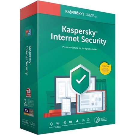 Kaspersky Internet Security 2019 5U+5 (KL1939S5KFS-9)