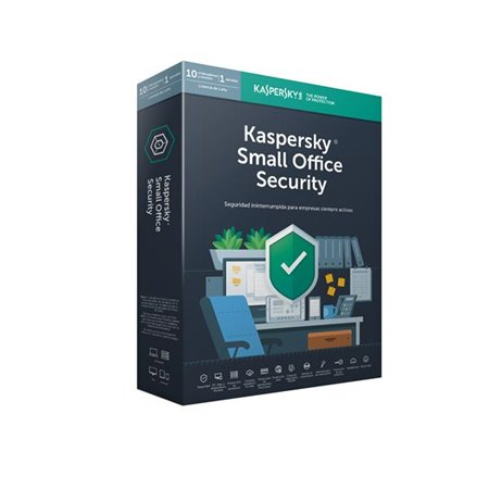 Kaspersky Small Office 10+10+1 1año