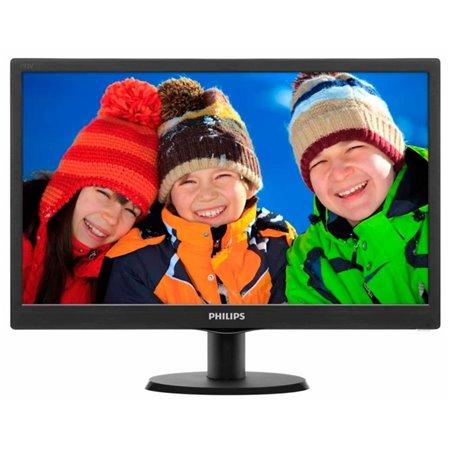 """Monitor PHILIPS 193V5LSB2 19"""" VGA negro (193V5LSB2)"""