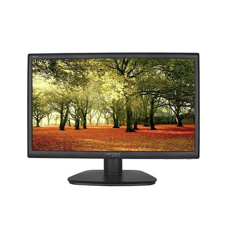 "Monitor HANNS 22"" LED FullHD VGA 5ms M.Media (HE225DPB)"