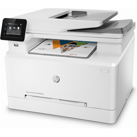 Multif. HP LaserJet Pro M283FDW Color Wifi (7KW75A)