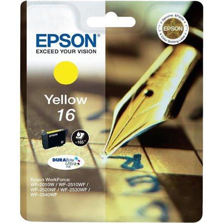 Tinta EPSON Amarillo 16 Pluma Estilografica T1624