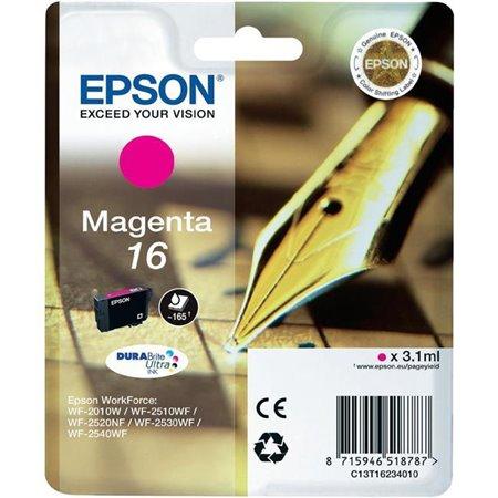 Tinta EPSON Magenta 16 Pluma Estilografica T1623