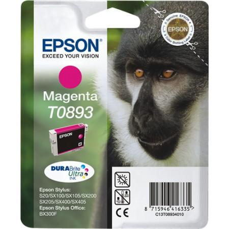 Tinta Epson T0893 Magenta S20/SX100/SX105/SX200/