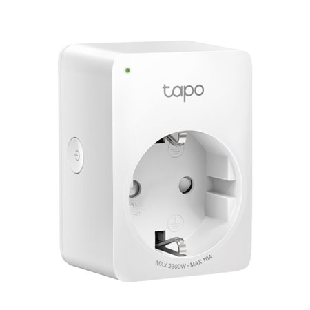 Enchufe Inteligente TP-LINK 2.4Ghz Wifi (TAPO P100)