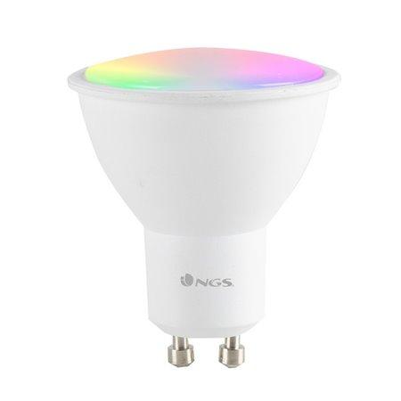 Bombilla NGS LED Wifi 5W GU10 460Lumenes (GLEAM510C)