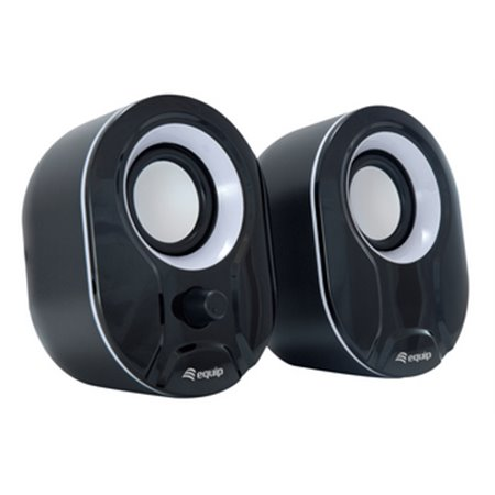 Altavoces EQUIP Life Mini 2.0 Blanco Volumen(EQ245333)