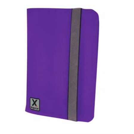 "Funda APPROX Tablet 7"" Nylon Purple (APPUTC03P)"