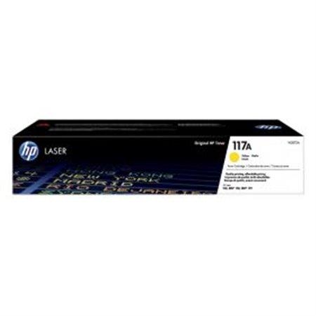Toner HP LaserJet 117A Amarillo (W2072A)