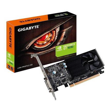 GIGABYTE PCIe Nvidia GT1030 2Gb (GV-N1030D4-2GL)