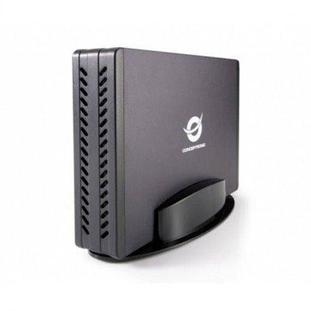"Caja HDD CONCEPTRONIC 3.5"" Sata USB2 (CHD3SU)"
