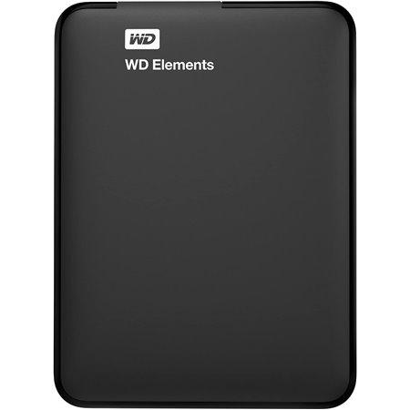 "Disco WD 2.5"" 1Tb USB3.0 (WDBUZG0010BBK)"