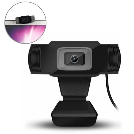 Webcam HD con micrófono USB 2.0 N1