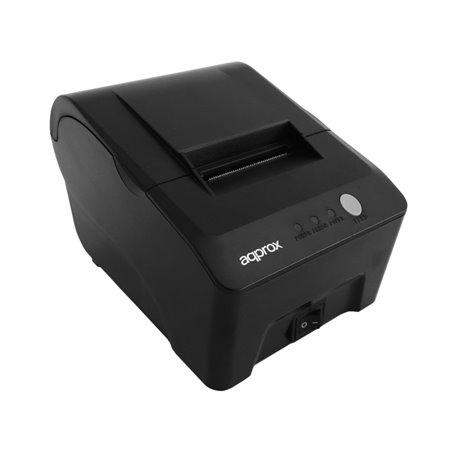 Impresora Térmica Aqprox USB Papel 58mm APPPOS58MU