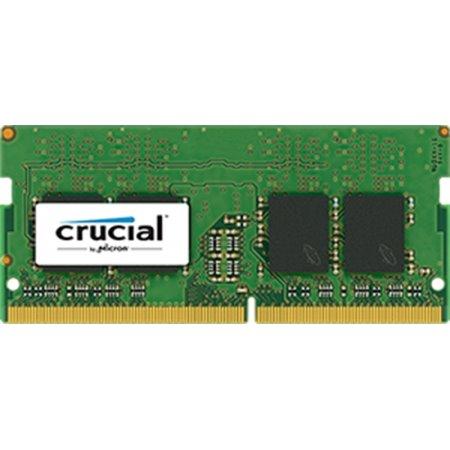 Modulo CRUCIAL DDR4 8Gb 2400Mhz SODIMM (CT8G4SFS824A)