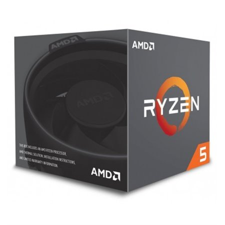 AMD Ryzen 5 2600X 3.6Ghz 16Mb AM4 Caja