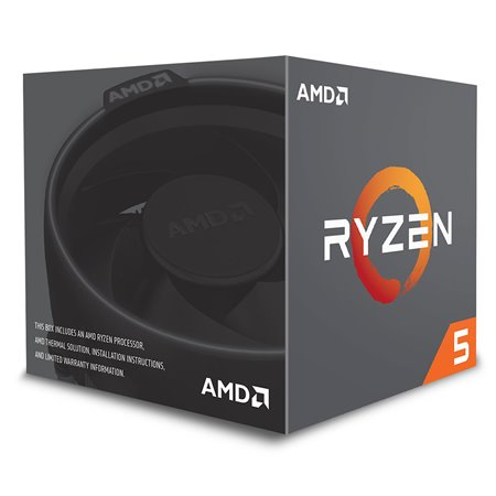 AMD Ryzen 5 2600 3.4Ghz 16Mb AM4 Caja