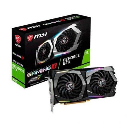 MSI PCIe Nvidia GTX1660 VENTUS XS 6GOC (912-V379-013)