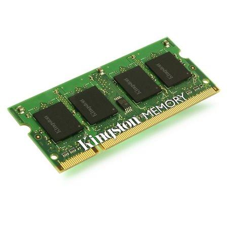 Modulo DDR3 1600MHz SODIMM 2GB KVR16S11S6/2
