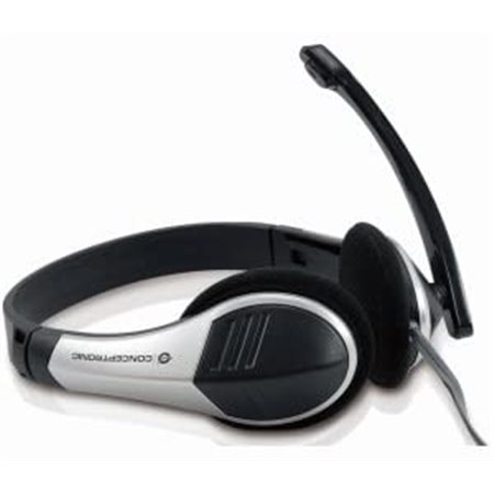Auriculares Stereo CONCEPTRONIC (CCHATSTAR2)