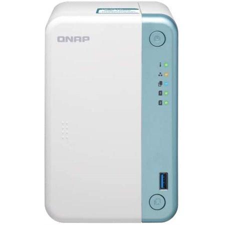 Caja Servidor NAS QNAP 2Bay (TS-251D-2G)