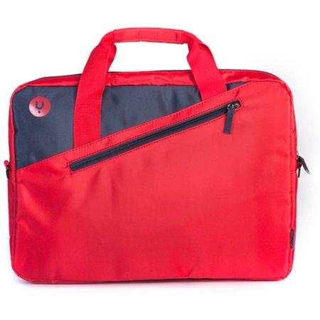 "Maletin NGS Monray 15.6"" Negro/Rojo (GINGER RED)"