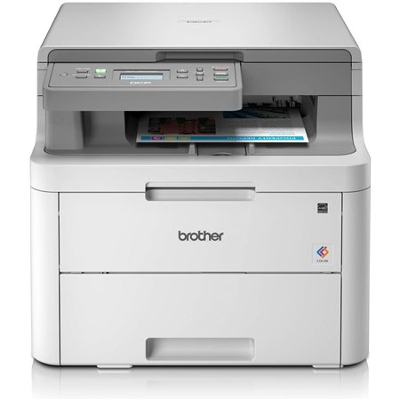 BROTHER Multifunción Laser Color WiFi Fax(DCP-L3510CDW)