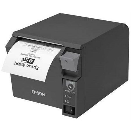 Impr. Epson TM-T70IIEN USB Ethernet Negra C31CD38024C0