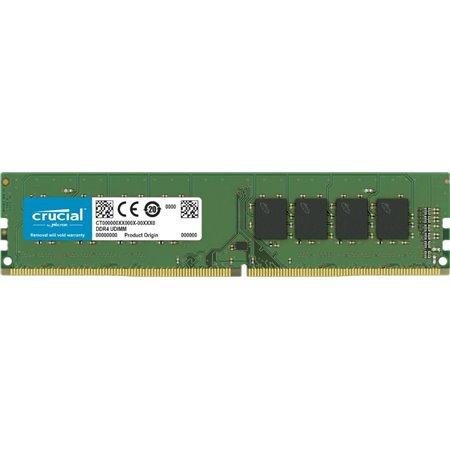 Módulo CRUCIAL DDR4 8Gb 2666Mhz (CT8G4DFRA266)