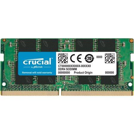 Módulo CRUCIAL DDR4 16Gb 2666Mhz SODIMM (CT16G4SFRA266)