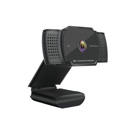 WebCam CONCEPTRONIC 2K Usb 3.6mm con micro (AMDIS02B)
