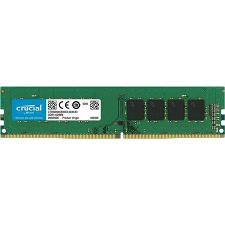 Módulo CRUCIAL DDR4 8Gb 2400MHz CT8G4DFS824A