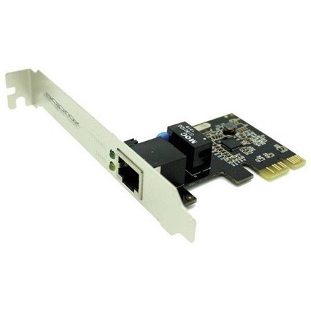 Tarjeta PCIe APPROX Gigabit Low/High Prof (APPPCIE1000)