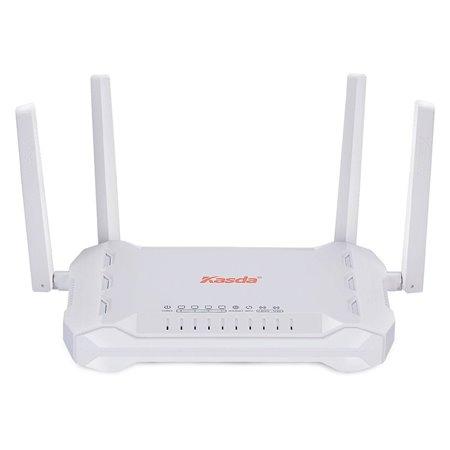 Router KASDA 1200Mbps Wireless 11AC Blanco (KW6515)