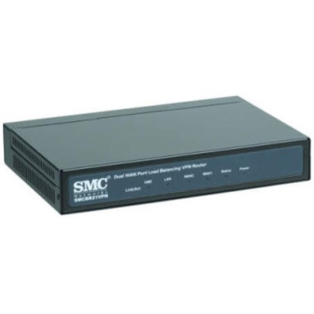 SMC Router DSL/Cable 4p + VPN (SMCBR21VPN)