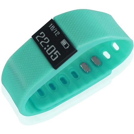 Smart Bracelet BILLOW BT4.0 Turquoise (XSB60GT)