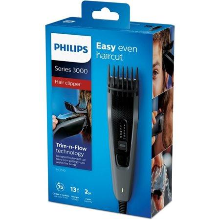 Cortapelos PHILIPS Hairclipper con Batería(HC3520/15)