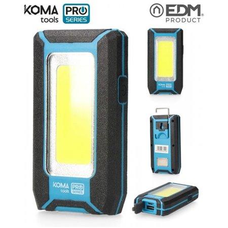 Linterna Koma LED Profesional 500L 8W (36444)