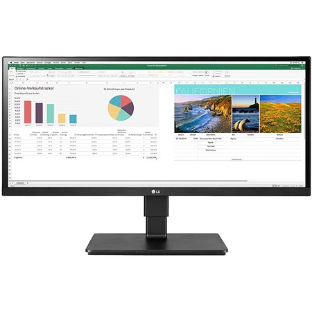 "Monitor LG 29"" IPS FHD 21:9 2HDMI (29BN650-B)"