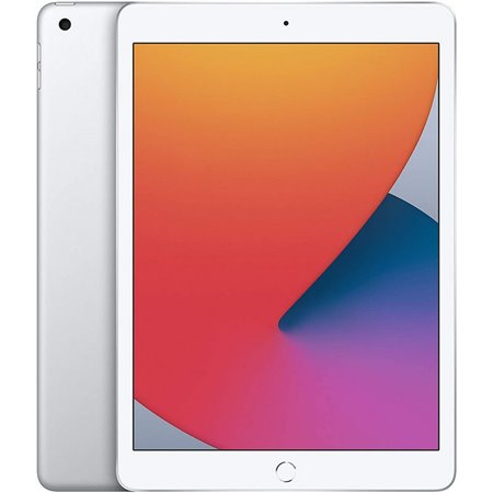 "Apple iPad 10.2"" 2020 Wifi 128GB Plata (MYLE2TY/A)"