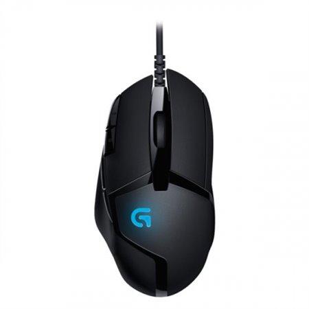 Ratón LOGITECH Gaming G402 Hyperion Fury (910-004068)