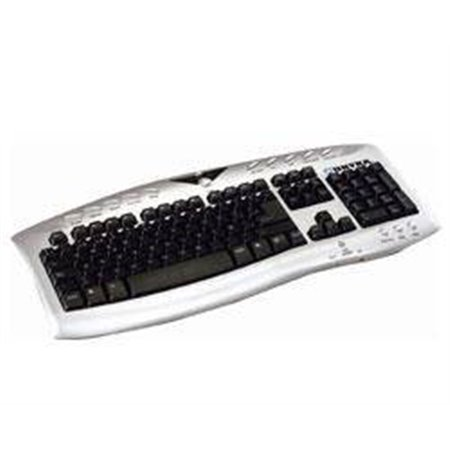 Teclado UNYKA UK-2039 Mulltimedia PS2