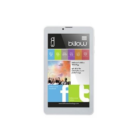 "Tablet BILLOW X703W 7"" IPS 8Gb QC 3G BT A8.1 Blanco"