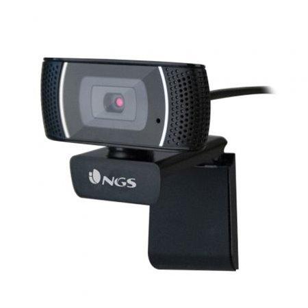 WebCam NGS 1080P FHD Usb Negro (XPRESSCAM1080)