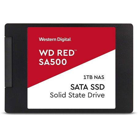 "SSD Western Digital Red SA500 1TB 2.5"" (WDS100T1R0A)"
